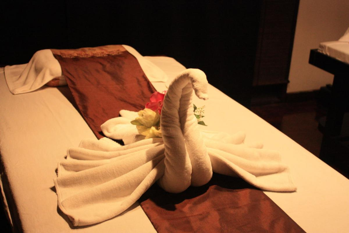 Luxury, intimate and private massage rooms await you at Nine Spa Bangkok